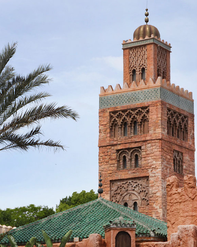 New: Big Change Coming Soon To EPCOT's Morocco Pavilion!