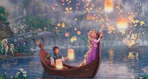 News: Release Date for Beautiful Rapunzel Castle Collection from ShopDisney