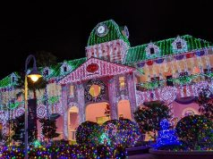 The Spirit of the Osborne Family Lights is awakened by the Night of a Million Lights