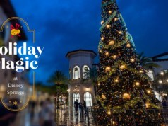 Complete Guide to Celebrating the Holidays at Disney Springs