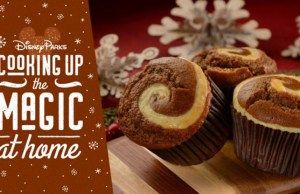 Make these delicious Gingerbread Cream Cheese Muffins at home