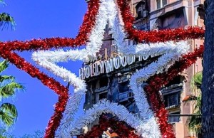 Photos: Holiday Decor Goes Up at Hollywood Studios