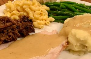 Disney World will Offer a Quick-Service Thanksgiving Meal!