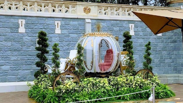 The Cinderella Carriage is Back at Magic Kingdom for a Limited Time!