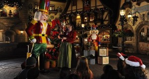 Revisiting The World Showcase And The Customs Of Christmas: Germany