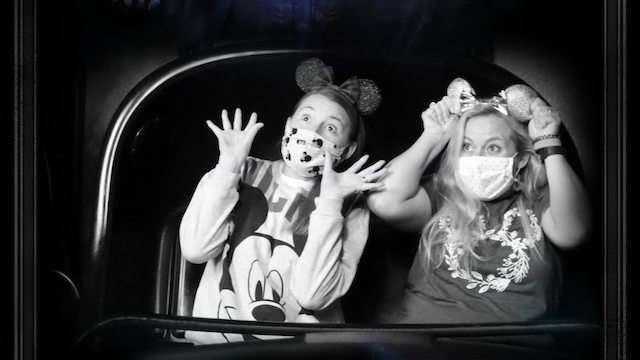 Disney changed the policy for ride photos when a guest is not wearing a face mask