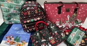 Check out my Disney purse dream closet (Part 3 - Christmas)