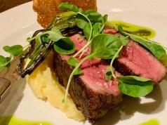 Dinner review of Topolino's Terrace at Disney's Riviera Resort