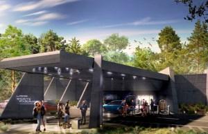 Check out Disney World's New Sneak Peak of Star Wars: Galactic Starcruiser Hotel
