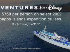 Adventures by Disney Special Offer: Book Early and Save!
