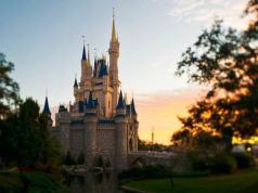 Less Than Magical Entrance of the Magic Kingdom