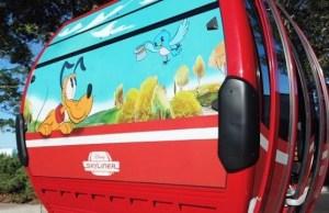 New Temporary Closure for Disney Transportation