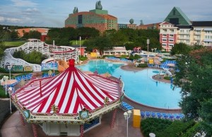 Photos and Videos: Fire Incident Reported at Disney's BoardWalk Resort