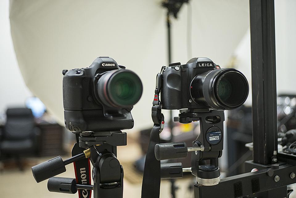 Leica S Medium Format vs. Canon 5D MkIII Full Frame | Ken Rieves ...