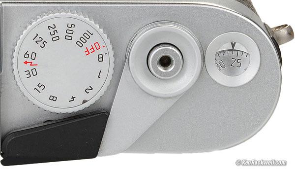Leica M6 TTL Kontrolleri
