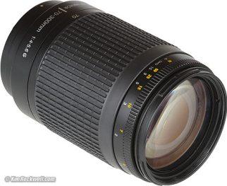 Nikkor 70mm-300mm