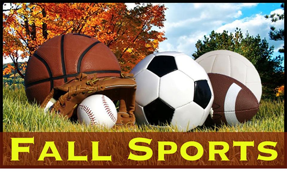 Register for Fall Sports