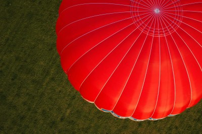 Kent Ballooning |From above