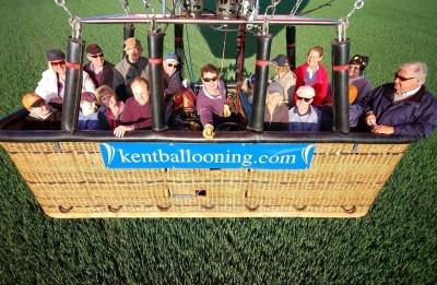 Kent Ballooning |Group Shot slider