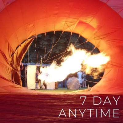 Kent Ballooning | 7 Day Anytime Voucher