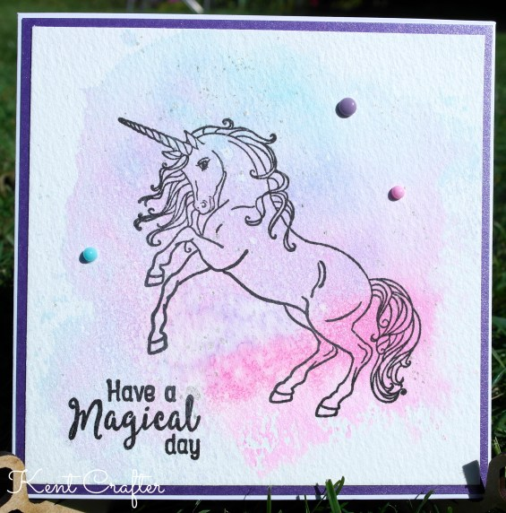 Creative Stamping - Have a Magical Day