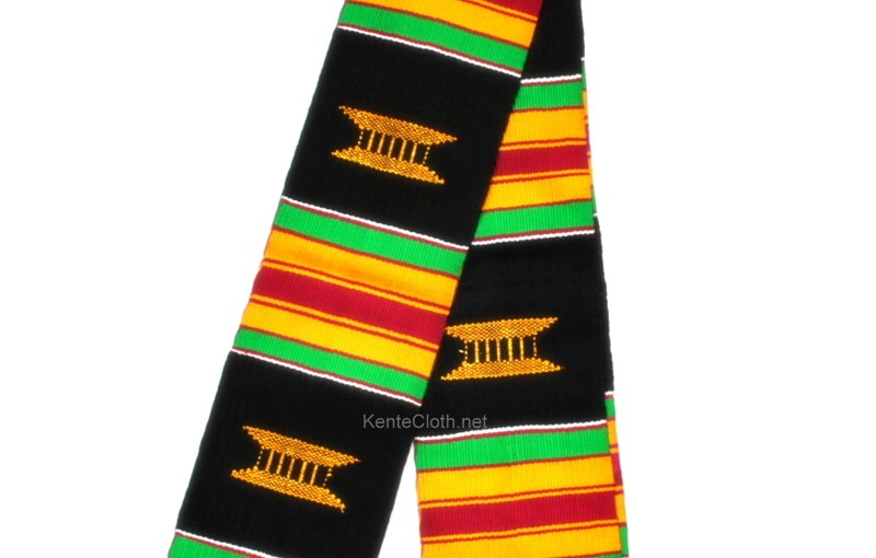 Ghanaian Kente Cloth