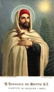H. Johannes de Britto
