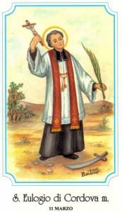 H. Eulogius van Cordoba