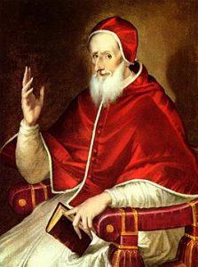 H. Pius V, paus