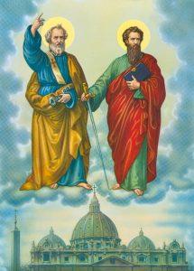 HH. Petrus en Paulus2