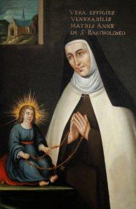 Z. Anna St. Bartholomeüs