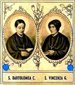 HH. Bartolomea en Vincenza