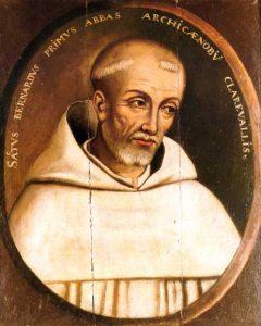 H. Bernardus van Clairvaux