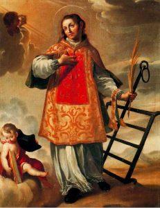 H. Laurentius van Rome
