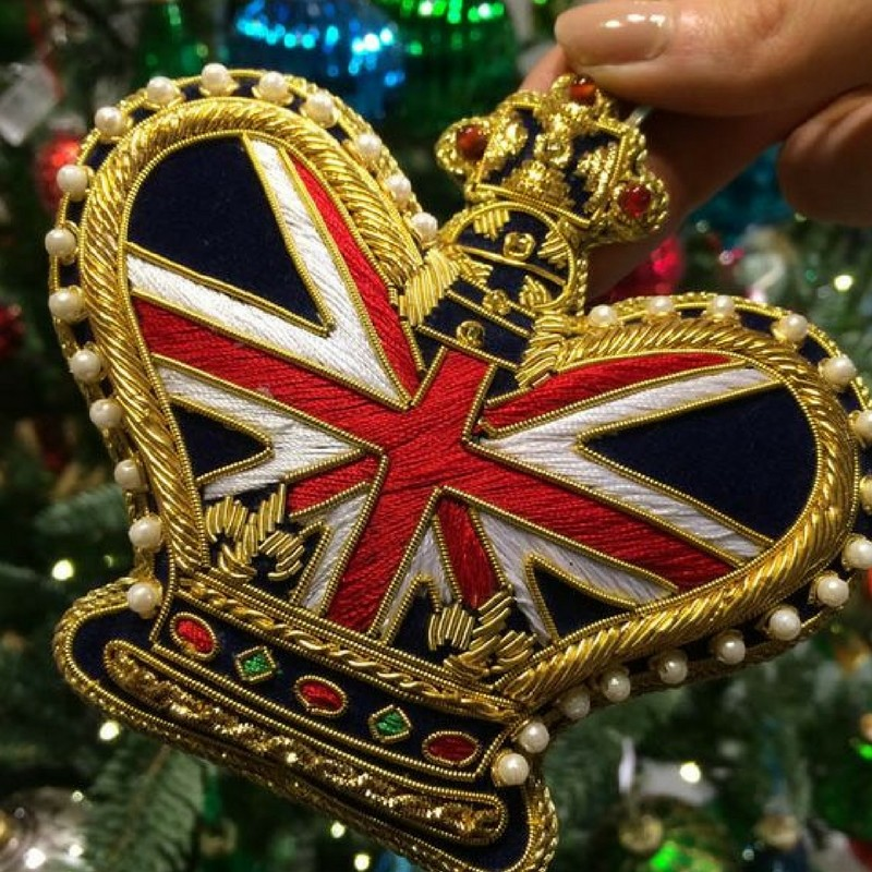 Party Like The Royals. London Christmas Party at Kent House Knightsbridge.