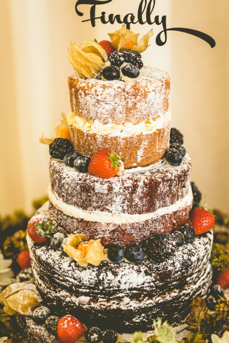 Frenchmade Naked Cakes