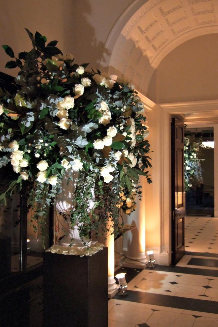 Marble Hall at Kent House Knightsbridge