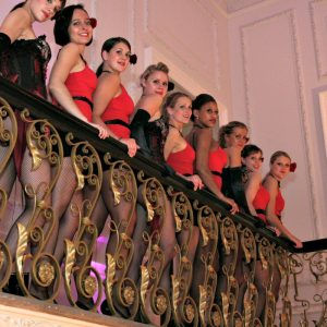Parties at Kent House Knightsbridge