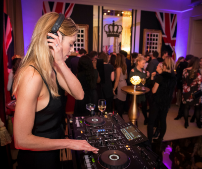 Christmas Parties at Kent House Knightsbridge