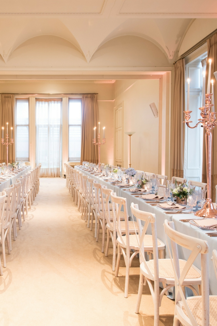 Weddings at Kent House Knightsbridge