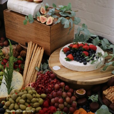 Wedding Trends 2019 Grazing Tables
