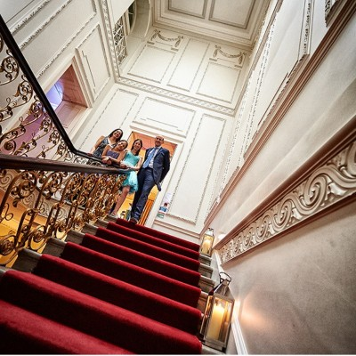 London Venue Kent House Knightsbridge Grand Staircase