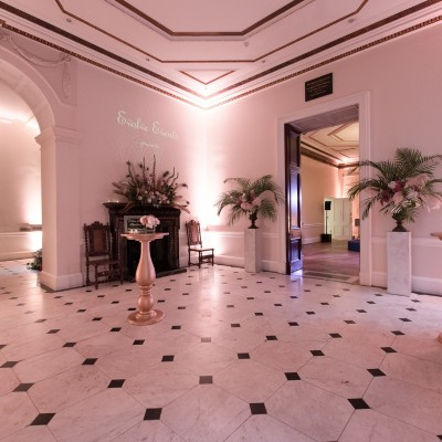 Summer party venue Kent House Knightsbridge