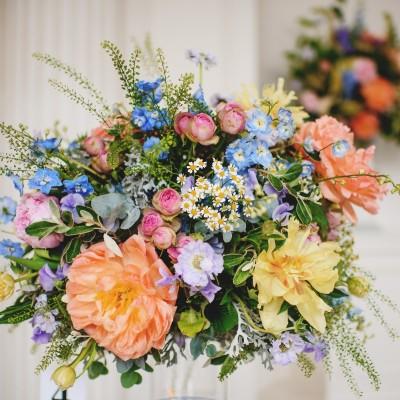 Floral Trends 2019 by Hayford & Rhodes
