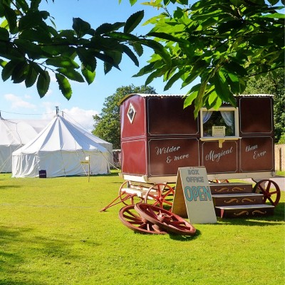 Giffords Circus Interview