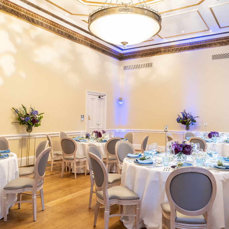 Kent House Knightsbridge London Blank Canva Venue