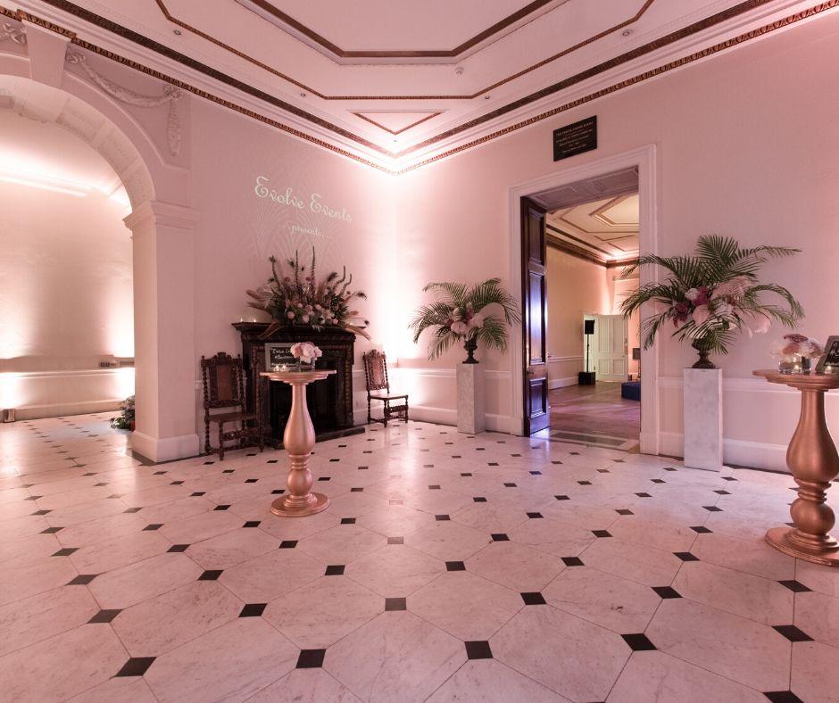 London Wedding Venue Kent House Knightsbridge