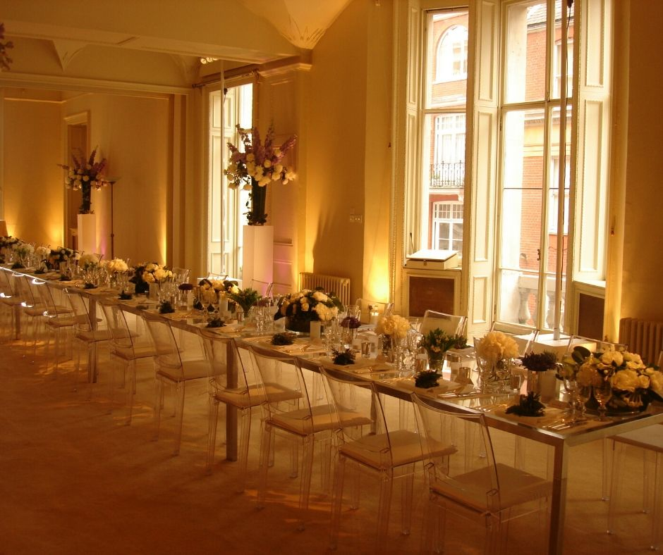 Summer parties at London venue Kent House Knightsbridge