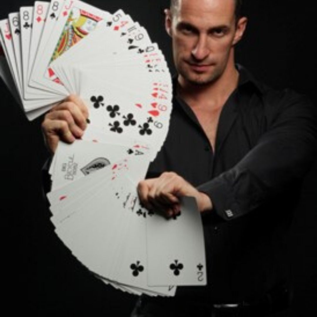 James Bond Themed Entertainment Magician