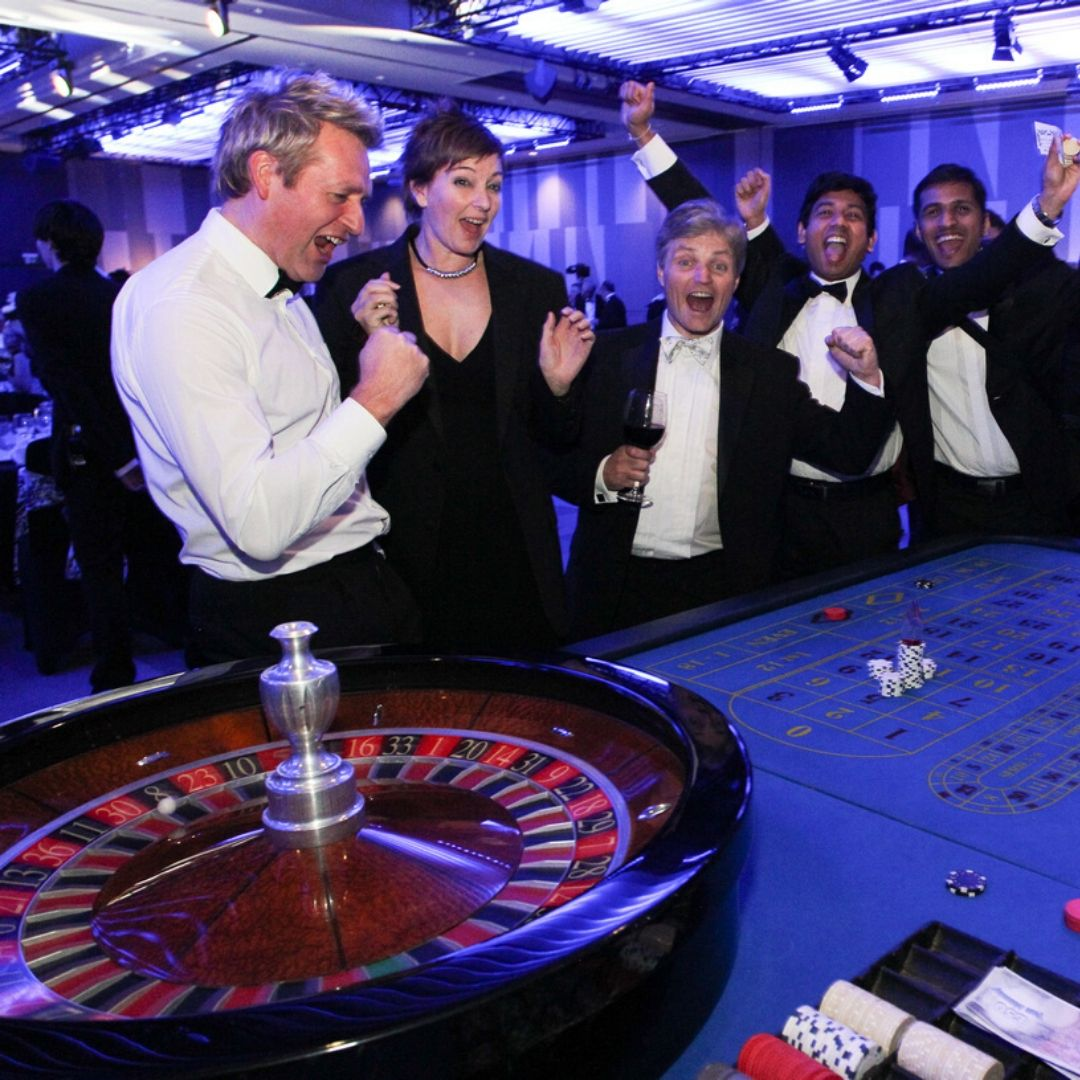 James Bond Themed Entertainment Roulette
